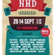 Martine & band in NHD-sessies P3 Purmerend